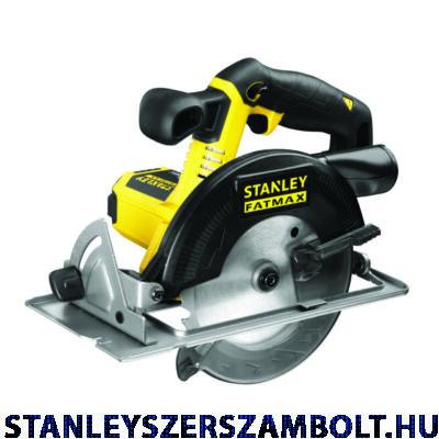 Stanley 18V-os Akkumulátoros Körfűrész akku és töltő nélkül (FMC660B)