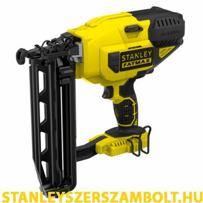 Stanley 18V 16Ga Szögező akku és töltő nélkül (FMC792B)