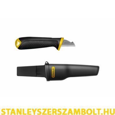 Stanley FatMax Fixpengés villanyszerelő kés tokkal (0-10-234)