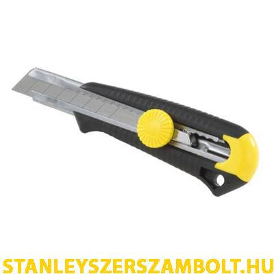 Stanley DynaGrip műanyagházas kés 18mm (0-10-418)
