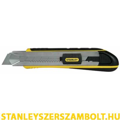 Stanley FatMax tördelhető pengés kés 25mm +4db penge (0-10-486)
