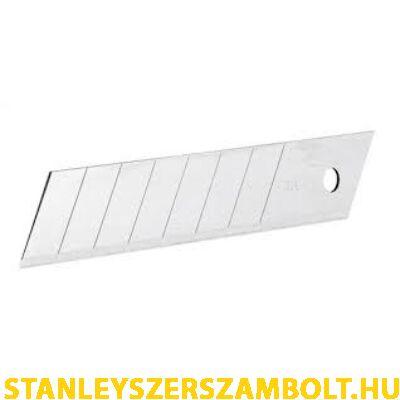 Stanley Tördelhető penge 9mm 10db (0-11-300)