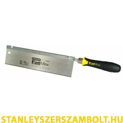 Stanley FatMax illesztőfűrész 250mm 13 TPI (0-15-252)