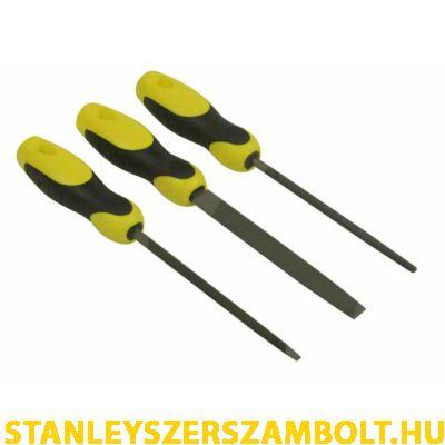 Stanley Fémreszelő készlet, durva 150mm (0-22-445)
