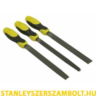 Stanley Fémreszelő készlet, közepes 200mm (0-22-464)
