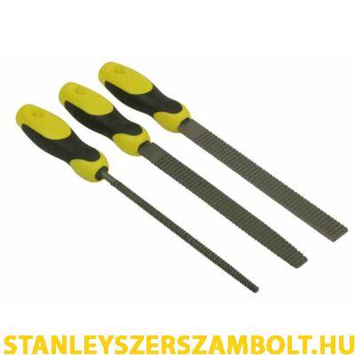 Stanley Ráspoly készlet, durva 200mm (0-22-477)