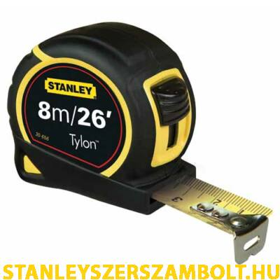 Stanley Tylon mérőszalag 8m/26ft (0-30-656)