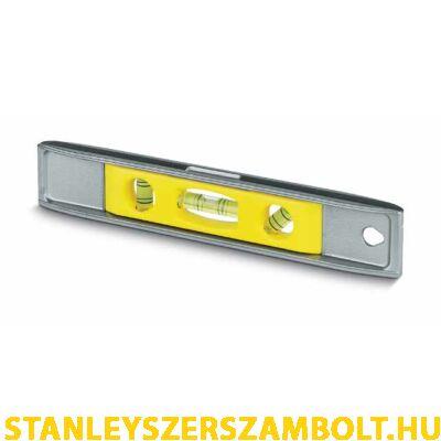 Stanley Alumínium mágneses vízmérték 23cm (0-42-465)