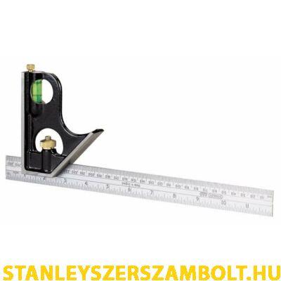 Stanley Kombinált derékszög 300mm (0-46-151)