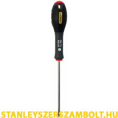 Stanley FatMax csavarhúzó lapos  4 x 100mm (0-65-016)