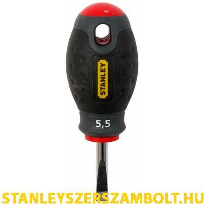 Stanley FatMax csavarhúzó párhuzamos 5,5 x 30mm (0-65-400)