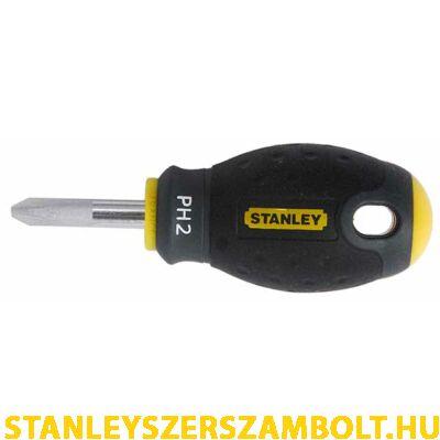 Stanley FatMax csavarhúzó Ph2 x  30mm (0-65-407)