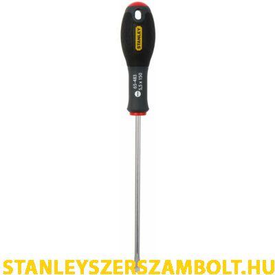 Stanley FatMax csavarhúzó lapos  5,5 x 150mm (0-65-483)