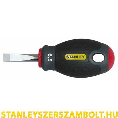 Stanley FatMax csavarhúzó lapos  5,5 x 125mm (0-65-482)