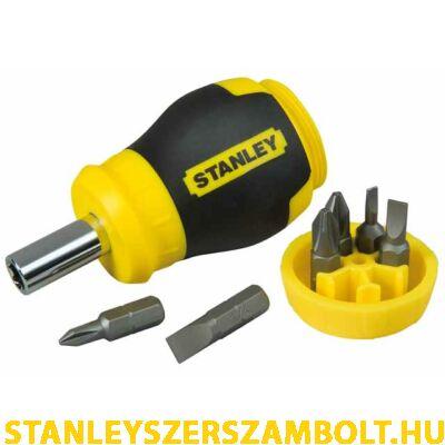 Stanley Multibit csavarhúzó (0-66-357)