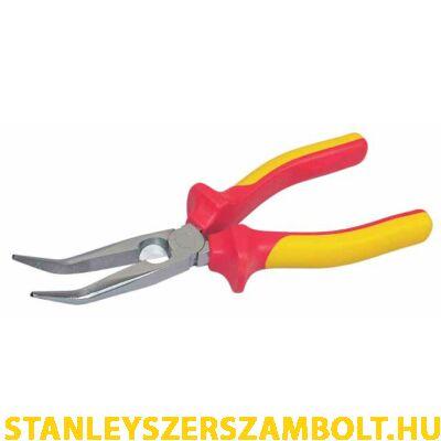 Stanley MaxSteel szigetelt hajlított fogó (0-84-008)