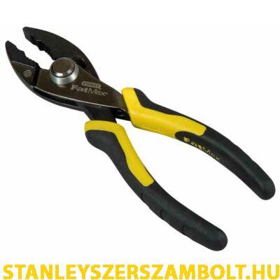 Stanley FatMax állítható fogó 200 mm (0-84-646)