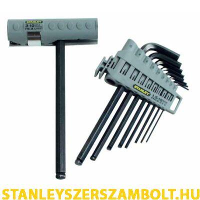 Stanley imbuszkulcs készlet  9 részes (0-89-904)