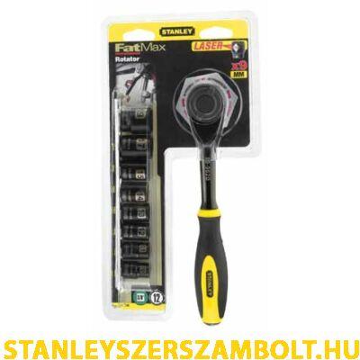 """Stanley dugókulcs készlet rotációs 1/4"""" (0-94-607)"""