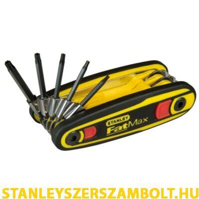 Stanley zárható imbuszkulcs készlet 8 részes (0-97-552)