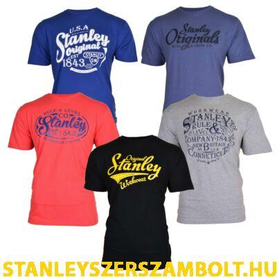 Stanley Fargo munkavédelmi póló szett (FARGO-M)