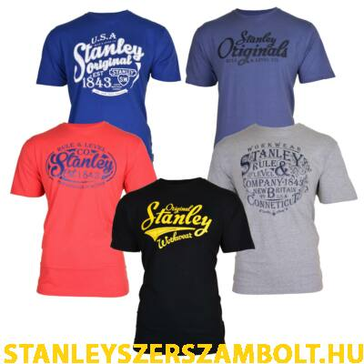 Stanley Fargo munkavédelmi póló szett (FARGO-XXL)