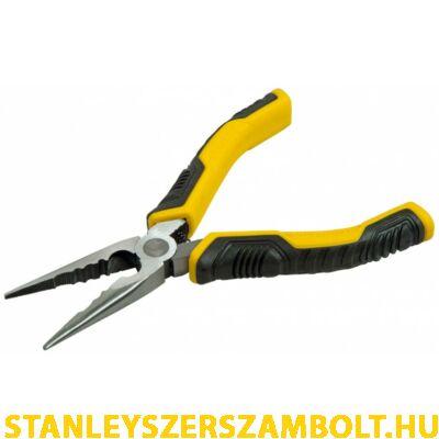 Stanley DynaGrip hosszúcsőrű fogó 150mm (STHT0-74363)