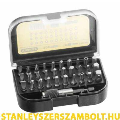 Stanley Behajtóhegy készlet 31 részes (1-13-903)