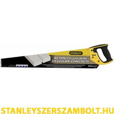 Stanley Gázbetonvágó fűrész 650mm 1,4 TPI (1-15-441)