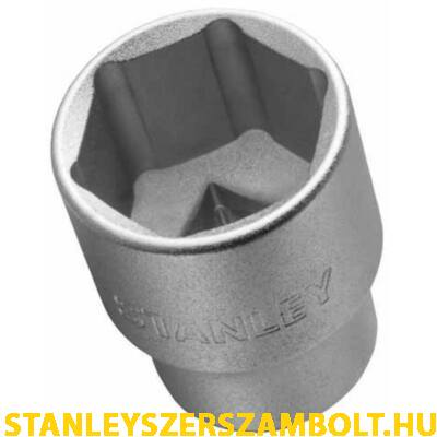 "Stanley 1/2""-os dugókulcs 17mm (1-17-095)"