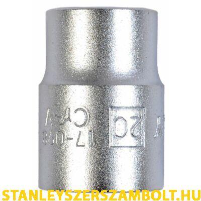 "Stanley 1/2""-os dugókulcs 20mm (1-17-098)"