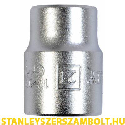 "Stanley 1/2""-os dugókulcs 21mm (1-17-099)"