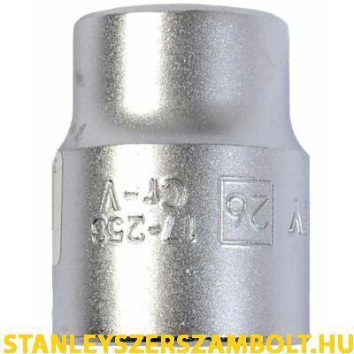 "Stanley 1/2""-os dugókulcs 26mm (1-17-253)"