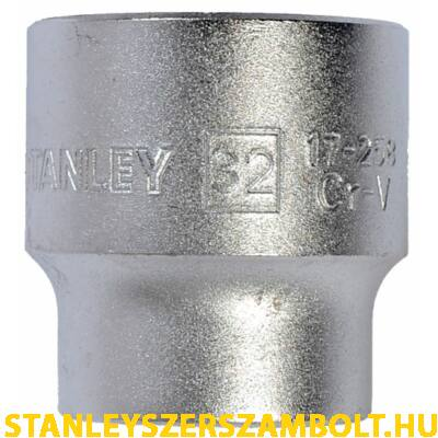 "Stanley 1/2""-os dugókulcs 32mm (1-17-258)"