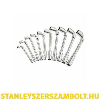 Stanley pipakulcs készlet 10 részes 6X6 pontos (1-17-383)
