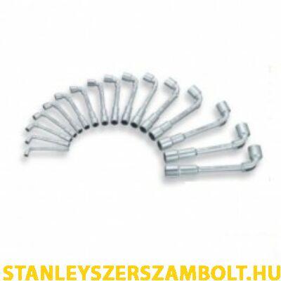 Stanley pipakulcs készlet 16 részes 12X6 pontos (1-17-386)