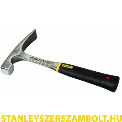 Stanley Antivibe kőműves kalapács 570g (1-54-022)