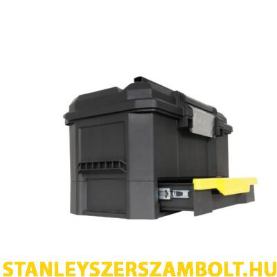 """Stanley Szerszámláda fiókos, automata csattal 19"""" (1-70-316)"""