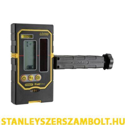 Stanley FatMax Vörös Vonallézer Detektor LD200 (1-77-132)