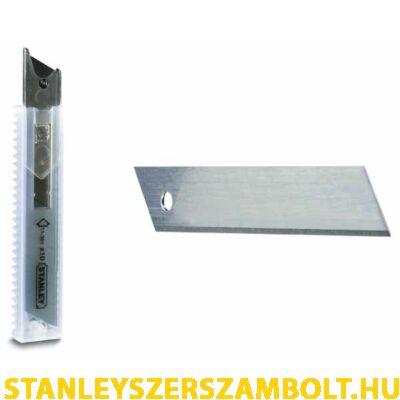 Stanley Tördelhető penge 18mm 10db (0-11-301)