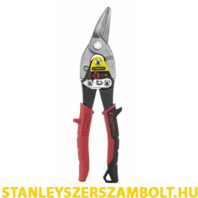 Stanley FatMax lemezvágó olló balos (2-14-562)