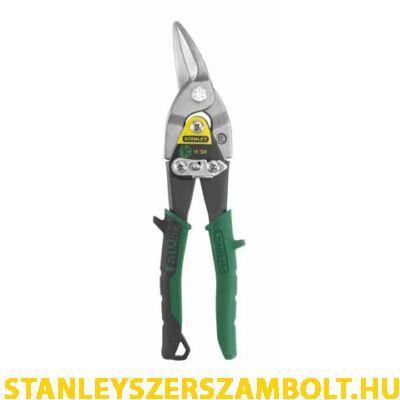 Stanley FatMax lemezvágó olló jobbos (2-14-564)