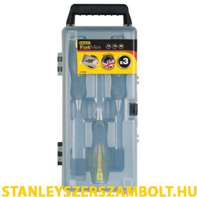 Stanley FatMax 3db-os üthető véső készlet (2-16-270)