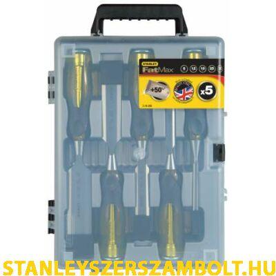 Stanley FatMax 5db-os üthető véső készlet (2-16-271)