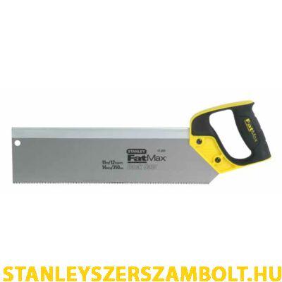 Stanley FatMax illesztőfűrész 300mm 12 TPI (2-17-199)