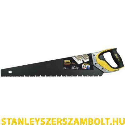 Stanley FatMax Gen2 gipszkarton fűrész 550mm 11 TPI  (2-20-534)