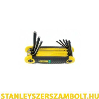 Stanley imbuszkulcs készlet torx 8 részes (2-69-266)