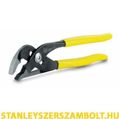 Stanley PVC nyelű vízpumpafogó 240mm (2-84-301)