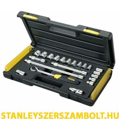 """Stanley dugókulcs készlet mikroracsnis 21 részes 3/8"""" (2-85-583)"""