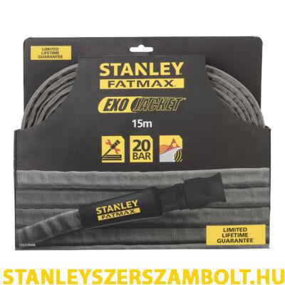 Stanley EXOJACKET Locsolótömlő 15m (SXGT10048E)